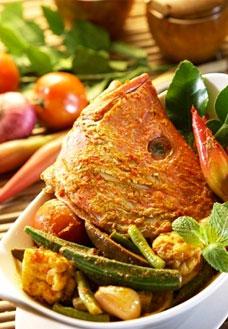 Thai Curry Food
